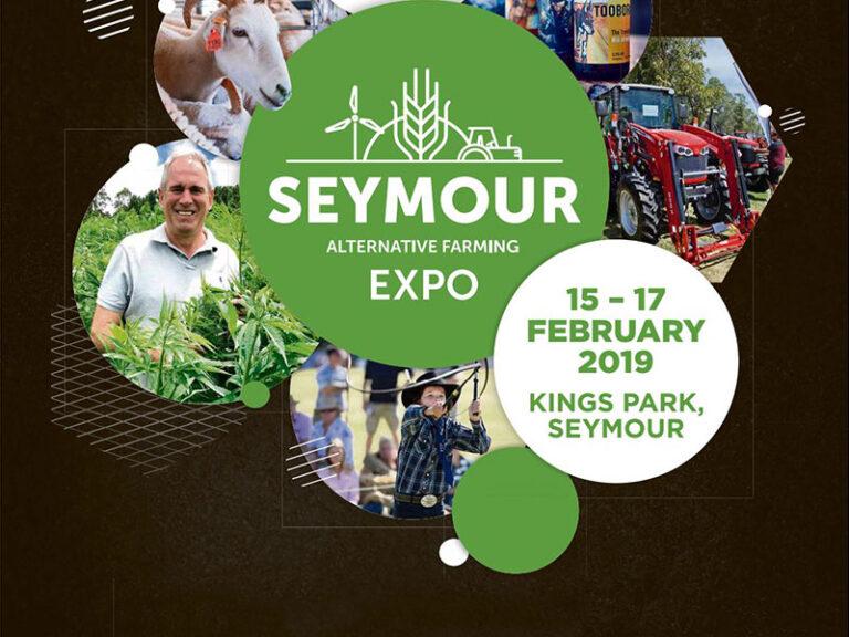 Seymour Alternative Farming Expo | 14 – 16 Feb 2020