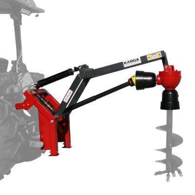 Post Hole Digger | Hydraulic
