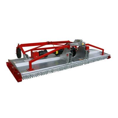 Tri-Rotor Slasher | 200hp