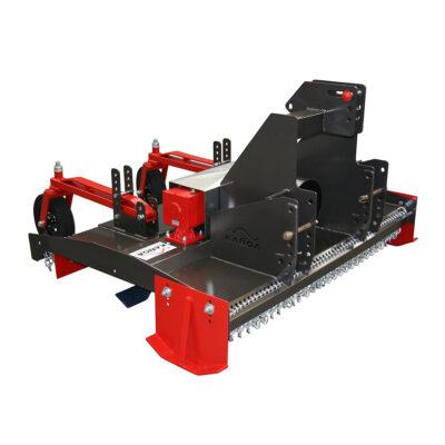 Light Duty Twin Rotor Slasher
